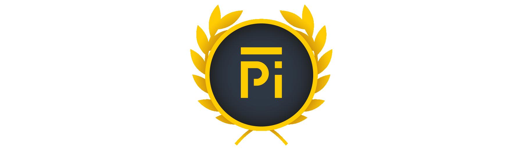Logo de la certification programme pi